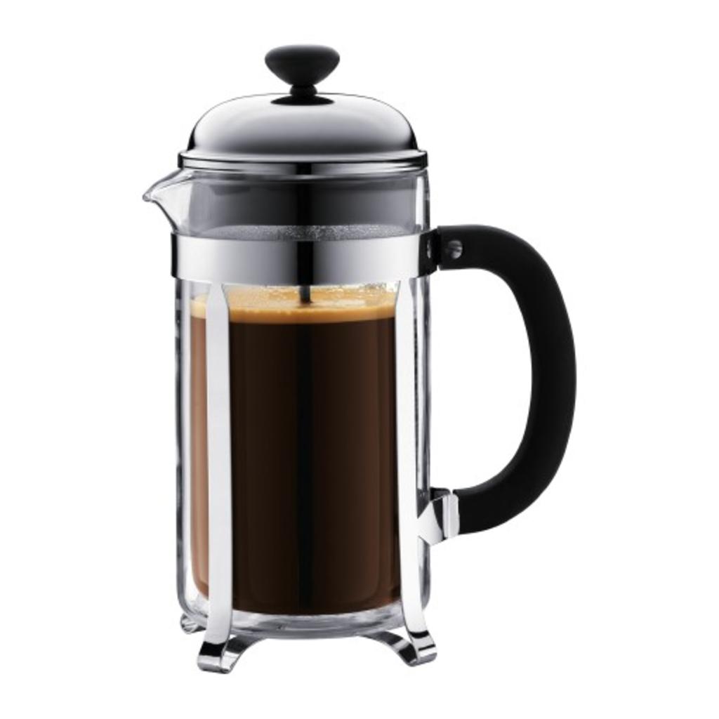 Koffietop.nl - Bodum Chambord cafetière, dubbelwandig 1 l van Bodum misc