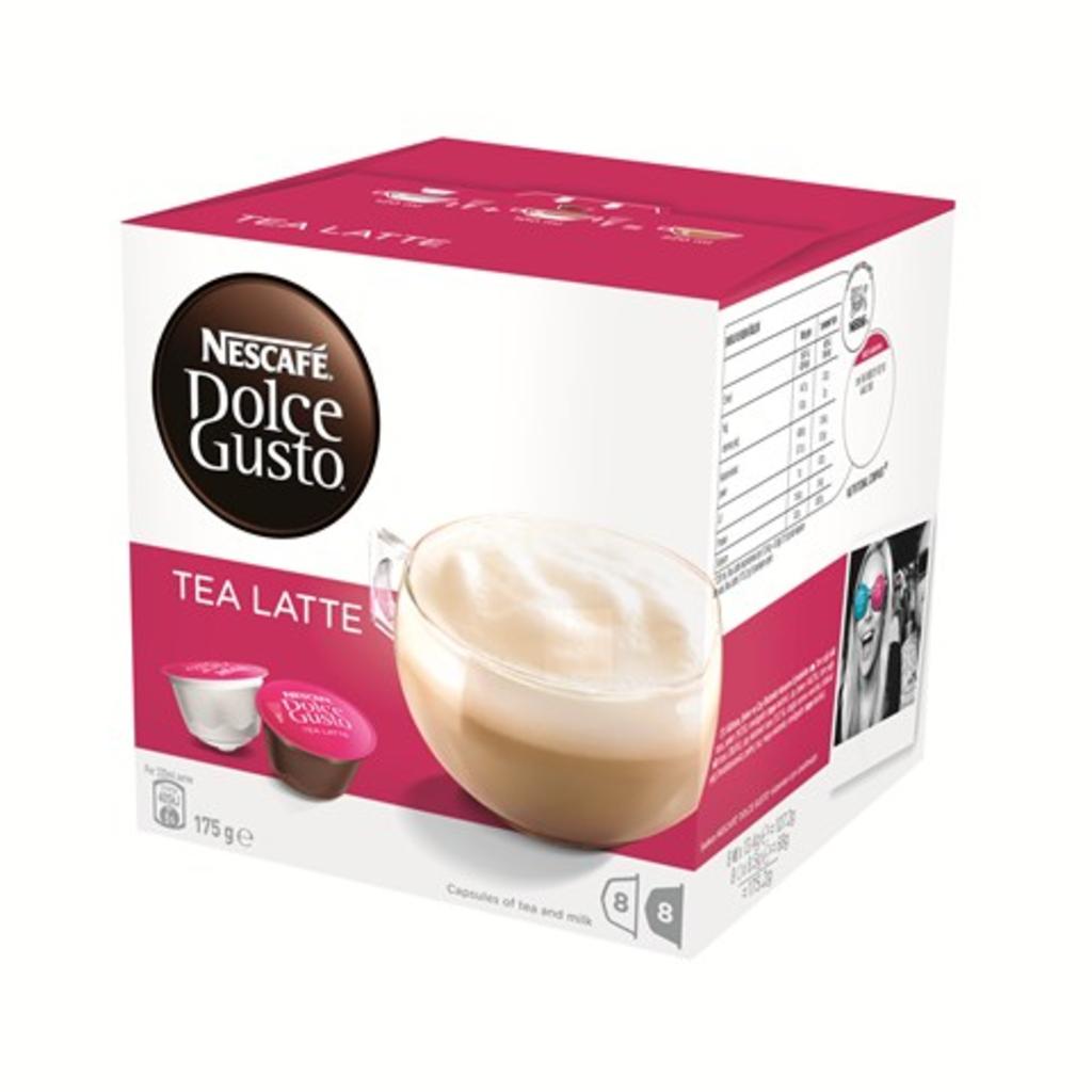 Dolce Gusto Tea Latte Van Nescafe Dolce